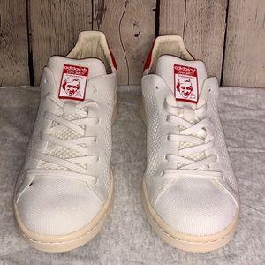 NIB Sam Smith OG Prime Knit white and red